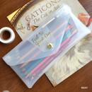 Milky - Feel so good shine pencil case pouch with pencil cap
