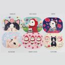 Option - Jetoy Choo Choo lovely cat mouse pad