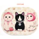 Costume - Jetoy Choo Choo lovely cat mouse pad
