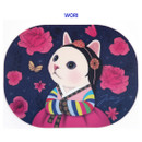 Wori - Jetoy Choo Choo lovely cat mouse pad