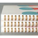 Spiral bound - designlab kki Combination spiral large lined blank notebook