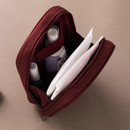Example of use - A low hill basic pocket cable zipper pouch case ver5