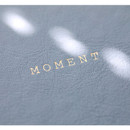 PU cover - Livework Moment small blank notebook ver3