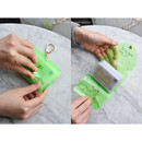Snap button - Play obje Feel so good shine card case book with key ring