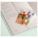 Inner pocket - Ardium Pocket large lined notebook with postcard