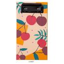 Cherry - Ardium Fruit pattern notepad clipboard file folder