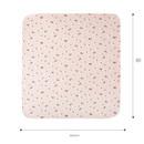 Size - Livework Illustration pattern rounded edge hankie handkerchief
