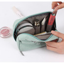 Wanna This Tailorbird embroidered daily makeup pouch bag ver3