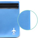 Seamless - Fenice Travel waterproof translucent zip pouch