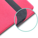 Seamless card case - Fenice Premium PU business pocket card case with neck strap
