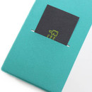 Inner pocket - Fenice Premium business PU cover medium dotted notebook