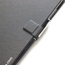 Magnetic closure - Fenice Premium business PU cover medium dotted notebook