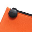 Zipper pouch - Fenice Premium PU seamless small pouch bag