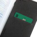 Card slot - Fenice Premium PU RFID blocking small passport case holder wallet