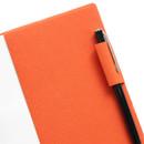 Pen holder - Fenice Premium business PU soft cover medium dotted notebook