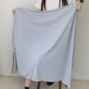 Light blue - Gunmangzeung Oui around'D fabric summer blanket ver3