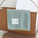 Deep mint - Gunmangzeung Oui around'D fabric summer blanket ver3