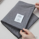 Charcoal - Gunmangzeung Oui around'D fabric summer blanket ver3