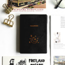 All about travel passport case holder - moonlight