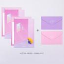 Composition - Second Mansion Moonlight letter paper envelope set