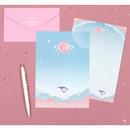 03 - Second Mansion Moonlight letter paper envelope set ver2