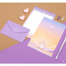 05 - Second Mansion Moonlight letter paper envelope set ver2