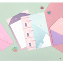 06 - Second Mansion Moonlight letter paper envelope set ver2