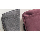 Oxford fabric - Byfulldesign Oxford multi small pocket zipper pouch ver2