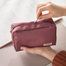 Zipper pouch - Byfulldesign Oxford basic bank pocket pouch ver4