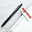 Example of use - Play obje Retro daily 1mm black ballpoint pen