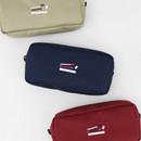 2NUL Bulky zipper pencil case pen pouch