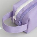 Handle -  ICONIC Bonheur constant double zipper pencil case pen pouch