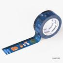 Campfire - ICONIC Enjoy pattern paper deco masking tape