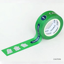 Caution - ICONIC Vintage pattern paper deco masking tape