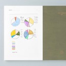 Example of use - Livework Life and pieces large grid notebook
