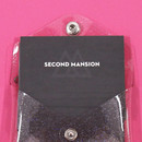 Store up to 30 cards - Second Mansion Moonlight twinkle folding card case wallet
