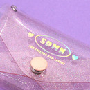 Hologram twinkle case - Second Mansion Moonlight twinkle folding card case wallet
