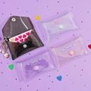 Second Mansion Moonlight twinkle folding card case wallet