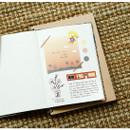 Example of use - Dailylike Sunset 2 designs memo writing notepad