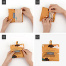 How to use - Dailylike Pocket XL shopping travel foldable shoulder bag