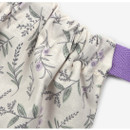 Dailylike In peace daily cotton drawstring pouch