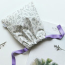 Example of use - Dailylike In peace daily cotton drawstring pouch