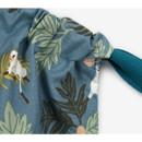 Dailylike Tropical monkey daily cotton drawstring pouch