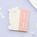 Alpaca - ICONIC Peekaboo 60 sheets memo writing notepad