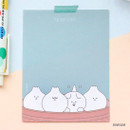Dimsum - ICONIC Friends 80 sheets memo writing notepad