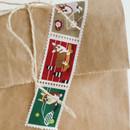 Example of use - Dailylike Welsh corgi deco single stamp masking tape