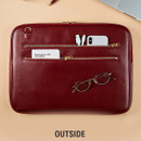 Outside - Antenna Shop Slim and wide SL 15 inches laptop PC bag