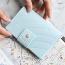 Blue - Play Obje Airline travel passport case holder