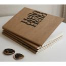 Inndesign Hello A5 blank notebook