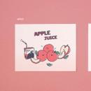 Apple - Ardium Cute virus message postcard